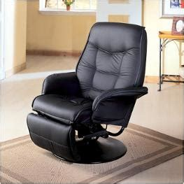 discount all leather recliners on sale