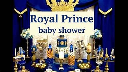 Shower Prince Royal Decoration