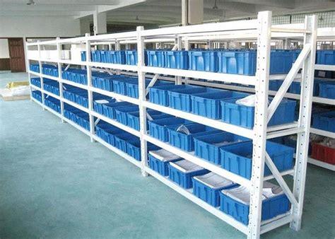 200kg/level Light Duty Warehouse Pallet Racking