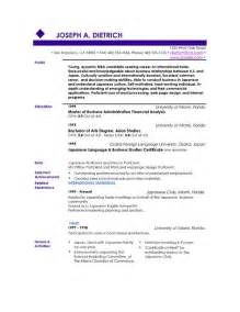 best resume exles free download best resume formats free job cv exle