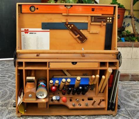 caja herramientas segunda mano mesa  la cama