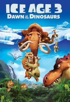 ice age dawn   dinosaurs  ice age