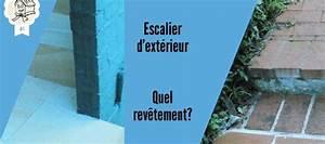 Revetement Escalier Exterieur : revetement escalier exterieur devis r novation maison ~ Premium-room.com Idées de Décoration
