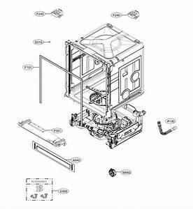 Lg Ldt7797bd  00 Dishwasher Parts