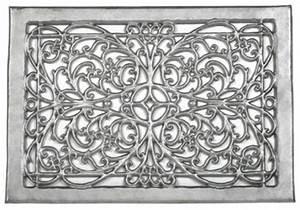 Grille Metal Decorative : decorative return air grille wall vent covers ~ Melissatoandfro.com Idées de Décoration
