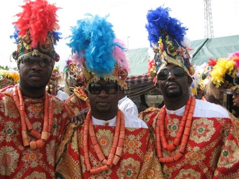 Traditional Eastern Ijaw Attire In Pictures Culture