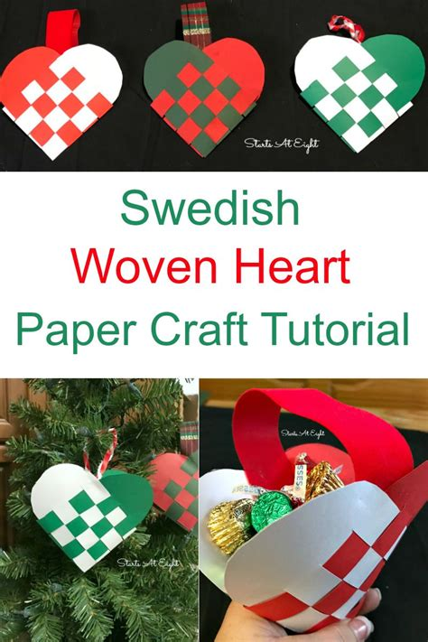 sweden christmas kids crafts swedish woven paper craft winter crafts paper crafts for crafts for