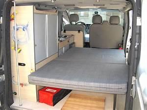 Amenagement Camion Camping Car : amenagement camping car trafic l1h1 location auto clermont ~ Maxctalentgroup.com Avis de Voitures