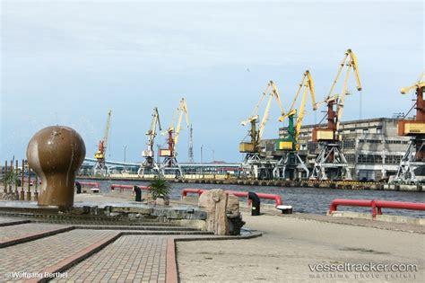 Ventspils Port Photo from Wolfgang Berthel - vesseltracker.com