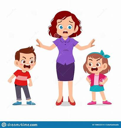 Fighting Clip Siblings Sibling Mum Contro Associazione