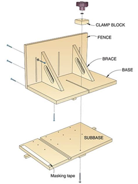 resawing bandsaw jig  technique