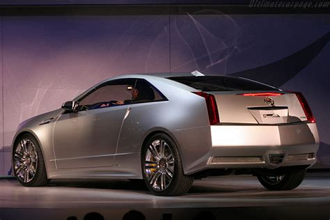 Cadillac Cts Coupe Concept by Cadillac Cts Coupe Concept 2008 American