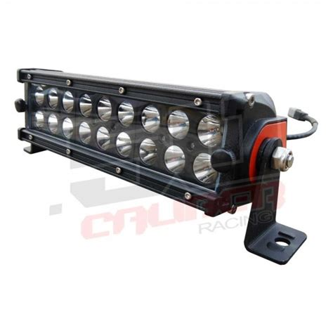 9 inch spot beam 54 watt led light bar 3 watt cree