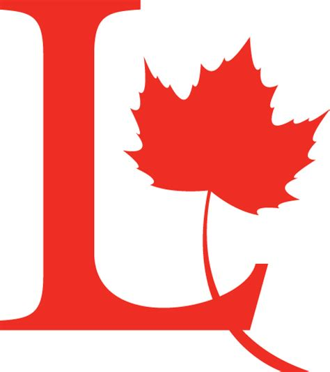 L Canada by 187 Logos Graphics