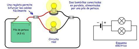 la electricidad cuestinario sobre conexion en paralelo de receptores