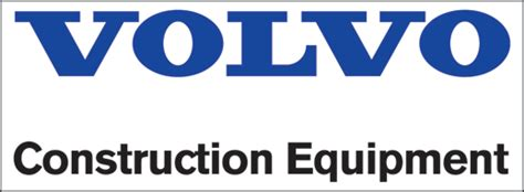 construction equipment logos volvo construction