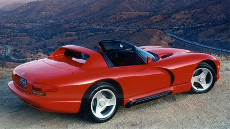 1997 Dodge Viper Rt 10 Roadster by In Pictures Snakes Alive The Story Of The Dodge Viper