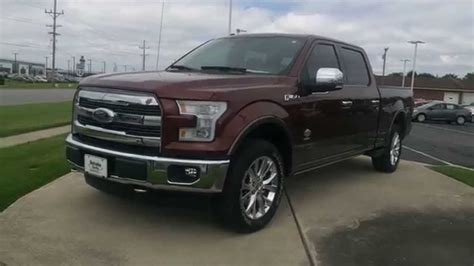 Findlay Ford by Sold Pre Owned 2015 F 150 King Ranch Crew Cab Reineke