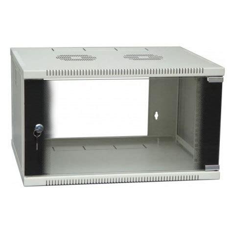 bureau pour ordinateur pas cher coffret réseau 19 39 39 hauteur 4u profondeur 45 cm gris