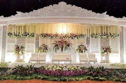 vendor dekorasi pernikahan indonesia mantenan
