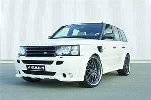 Hamann Range Rover Sport  U0026quot Conqueror U0026quot