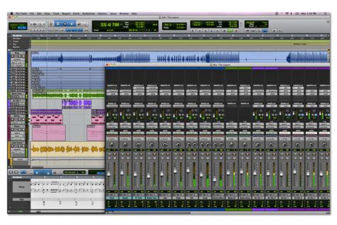 Avid Releases Pro Tools 10 With 50+ New Features 9to5mac