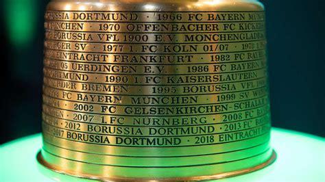Wie immer zeigt das erste die auslosung live: DFB-Pokal: Auslosung der ersten Runde 2019/2020 terminiert | Fußball