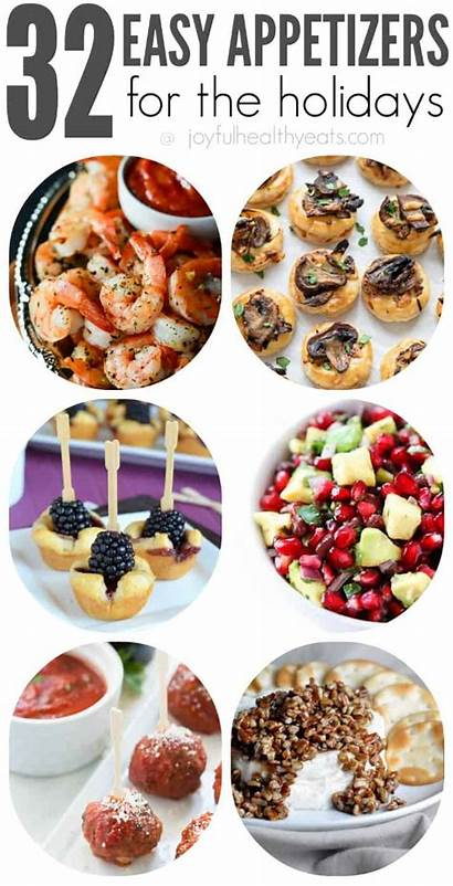 Party Appetizers Easy Holidays Holiday Recipes Appetizer