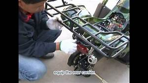 Taotao 110d1 Atv Assembly Instructions
