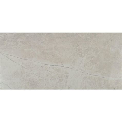 home depot marble tile 12x24 ms international marmol gris 12 in x 24 in polished