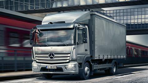 mercedes lkw gebraucht atego mercedes lkw trucks you can trust