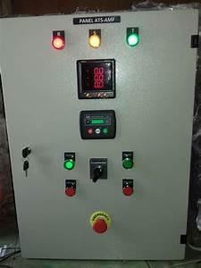 Harga Panel Ats-amf 60 80 Kva