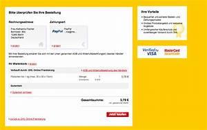 Dhl Online Frankierung Rechnung : dhl ist gar nicht mal so userfreundlich hab ich so noch ~ Themetempest.com Abrechnung