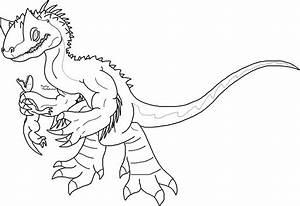 Indominus rex (Neo Ultimorian Canon) | Villains Fanon Wiki ...