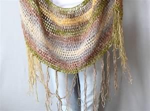 One Skein Crochet  U0026quot Boho Shawl U0026quot  Pattern  U2013 Mama In A Stitch