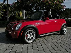 2007 Mini Cooper S Jcw Convertible For Sale In Fort Myers