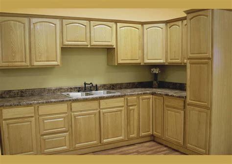 light tan kitchen cabinets light brown wooden cabinet with l shape plus gray marble