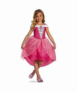 Disney Princess Aurora Economy Girl Costume - Girls Costume