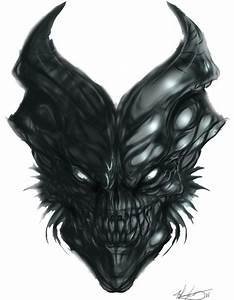 The gallery for --> Drawings Of Demon Skulls