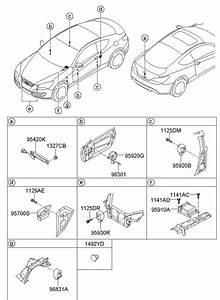 2010 Hyundai Flasher Module - Turn Signal