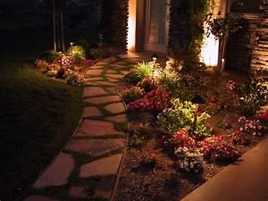 5 pathway lighting tips ideas walkway lights guide With outdoor lighting landscape surrey