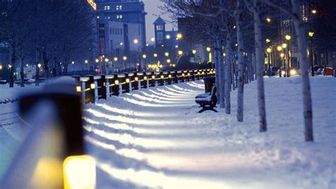 Winter New York Wallpaper 1920x1080 by Winter In The City Wallpaper Wallpapersafari