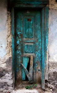 K U00fctahya  Turkey  Old Wooden Door  Entrance  Doorway