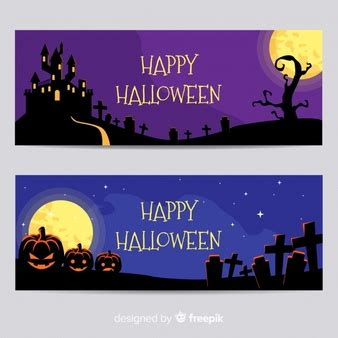 Browse our halloween banner images, graphics, and designs from +79.322 free vectors graphics. Halloween Banner Vectors, Photos and PSD files | Free Download