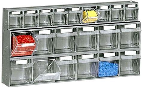 scaffali di plastica scaffali cassetti plastica trasparenti furgoni o carrello
