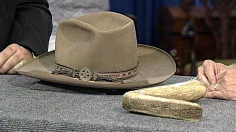 stetson cowboy hat ca  antiques roadshow pbs