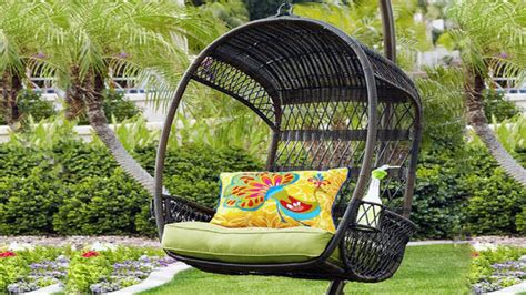 outdoor hanging chair  stand youtube