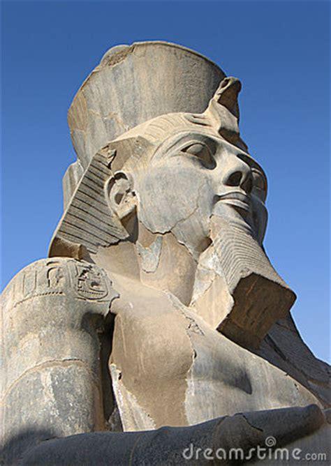 pharaoh ramses ii ancient king  egypt stock