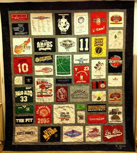 1000 Images About Custom T Shirt Quilt Ideas On Pinterest