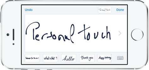 how to get rid of emails on iphone tip get rid of handwriting in ios messages app